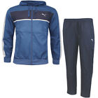 Puma Fun Woven Mens Hooded Lightweight Polyester Nylon Tracksuits(830050 08 R)