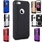 """Mixed Shockproof Hard Soft 2 in 1 Case Cover For Apple iPhone 6 4.7"""" 5.5"""" 6 Plus"""