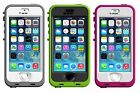 LifeProof Nuud Series Waterproof Case for Apple iPhone 5 / 5s / SE - New