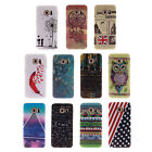 For iPhone Wiko Elegant Trendy TPU Protector Silicone Soft Rubber Gel Case Cover