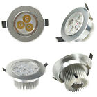 9/12/15/21/36W Bright CREE LED Recessed Ceiling Downlight Bulb Energy Saving