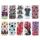 Luxury Painted 0.3MM Slim TPU Silicone Gel Soft Skinny Case Cover F Smart Phones