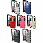 FOR LG PHONE MODELS IMPACT HYBRID PROTECTIVE STAND CASE COVER ACCESSORY+STYLUS