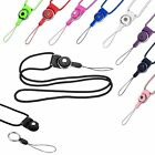 Reiko Strap Detachable Long Lanyard Neck for Phone Key Chain MP3 Camera Wii PSP