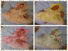 "DREAM 14-16"" REBORN DOLLS OR 3-5 LB BABY DRESS  BONNET CLOTHES SET"