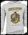 Harry Potter Helga Hufflepuff Quidditch Team Pullover Jumper Sweatshirt Hoodie