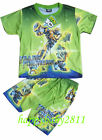 New Transformer Green Outfit T-SHIRT #354 For Age 4-7 Lovely Gift