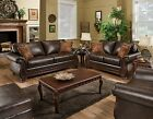 American 6900 2 PC  Set: Sofa and Loveseat