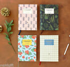 Classic Hard Cover Notebook Drawing Book Journal Scrap Sketch Line School Note