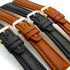 CONDOR Luxurious Padded Calf Leather Watch Band 18mm 20mm 22mm 24mm 062R