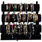 1Pc New Style Leather Jewelry Lots Style Cute Infinity Charm Bracelet Fashion !!
