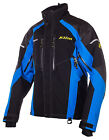 Klim Vector Parka Blue Snow Snowmobile Parka Jacket Men's MD-3XL