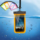 New Fashion Beach Portable Waterproof Cover Swimming Phone Pouch Hang Rope