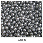 "Catapult Slingshot High Grade Stainless Steel Ball Bearing Ammo 9.5mm (3/8"")"