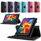 Universal 7 Inch Tablet Folio 360 Rotating Protector Case Cover Stand Accessory