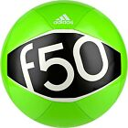 NEW ADIDAS F50 X-ITE SOLAR GREEN BLACK TRAINING PRACTICE SOCCER FOOTBALL