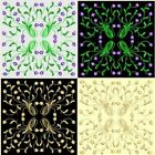 Anemone Quilt #2, Design 8-in 4 sizes-Anemone Quilt Designs & Embroidery Singles