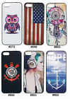 Graphics  FCA1 Plastic Back Cover Case For iPhone 5 / 5S