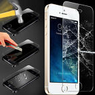 9H Hard Tempered Glass Film Screen Protector Cover for iPhone 5S 6S Plus Samsung