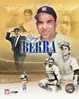Yogi Berra New York Yankees MLB Licensed Fine Art Prints (Select Photo & Size)
