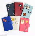 Marrygrin Passport Holder Case MINI Cover Ticket Card ID Travel Wallet Pouch