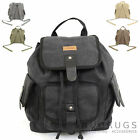 Ladies / Womens / Mens Canvas Travel / Work / School Rucksack / Backpack