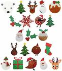 Zest Pack of Christmas Body Art Tattoos