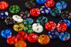 50pcs Colorful Glass Flower Millefiori Beads Craft Jewelry Findings 10mm 12mm