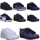 Dvs Skate Shoes Comanche Mens Leather Trainers Uk Size