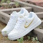 New Women's oes Fashion Leather Shoe Casual Sneakers Shoes