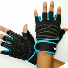 Weight Lifting Gym Training Fitness Gloves Workout Wrist Wrap Exercise Glove New