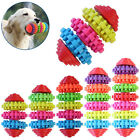 Durable Rubber Pet Dog Puppy Cat Dental Teething Gums Chew Toy  Healthy Teeth