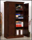 """Concepts in Wood 30"""" Multi-Use Storage Cabinet"""