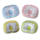 Newborn Infant Baby Safety Flat Head Sleep Positioner Bear Anti-roll Pillows