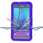 Swimming Waterproof Shockproof Phone Case Cover For Samsung Galaxy S7 Edge Note5