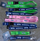 NFL Seattle Seahawks Lanyard Wristlet Keychain Official licensed (Choose Color)