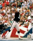 Jim Plunkett Oakland Raiders NFL Action Photo (Select Size)