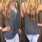 Fashion Women's Ladies Vest Sleeveless Shirt Blouse Summer Casual Loose Tops G24