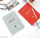 2016 Iconic The Planner LARGE Diary Scheduler Journal Agenda Notebook Organizer