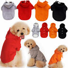 Внешний вид - Pet Dog Hoodie Puppy Cat Winter Warm Clothes Sweater Costume Jacket Coat Apparel