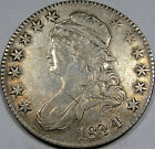 1824/4 O-109 Capped Bust Half Dollar Choice AU+... Very NICE Coin, a Neat RPD!!!