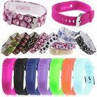 REPLACEMENT WRIST BAND WRISTBAND STRAP FOR FITBIT FLEX BRACELET - CLASSIC BUCKLE