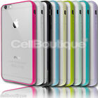 TPU Back Case Cover Bumper for Apple iPhone with FREE Screen Protector