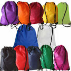 Gym Swim School Dance Shoe Boot PE Drawstring Bag  for sports and swimming