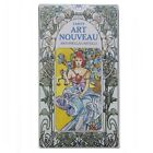 Tarot Art Nouveau 78 Cards Deck Multilingual Instructions - Standard - Pocket