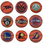 NBA Logo Round Accent Rug - Sports Basketball Shaped Floor Mat Area Carpet Decor on eBay