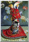 Camille in Japanese Costume Claude Monet Painting Reproduction Stretched Print