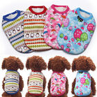 Внешний вид - Pet Puppy Small Dog Cat Clothes Cotton Plus velvet vest Shirt Apparel Costumes