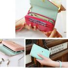 7 Colors Envelope Wallet Purse Phone Case for Samsung Galaxy S2 S3  iphone Bag