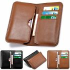 Luxury Retro 3 Cards THin Soft Knit Checked Leather Case Cover for iPhone 6 6s 5